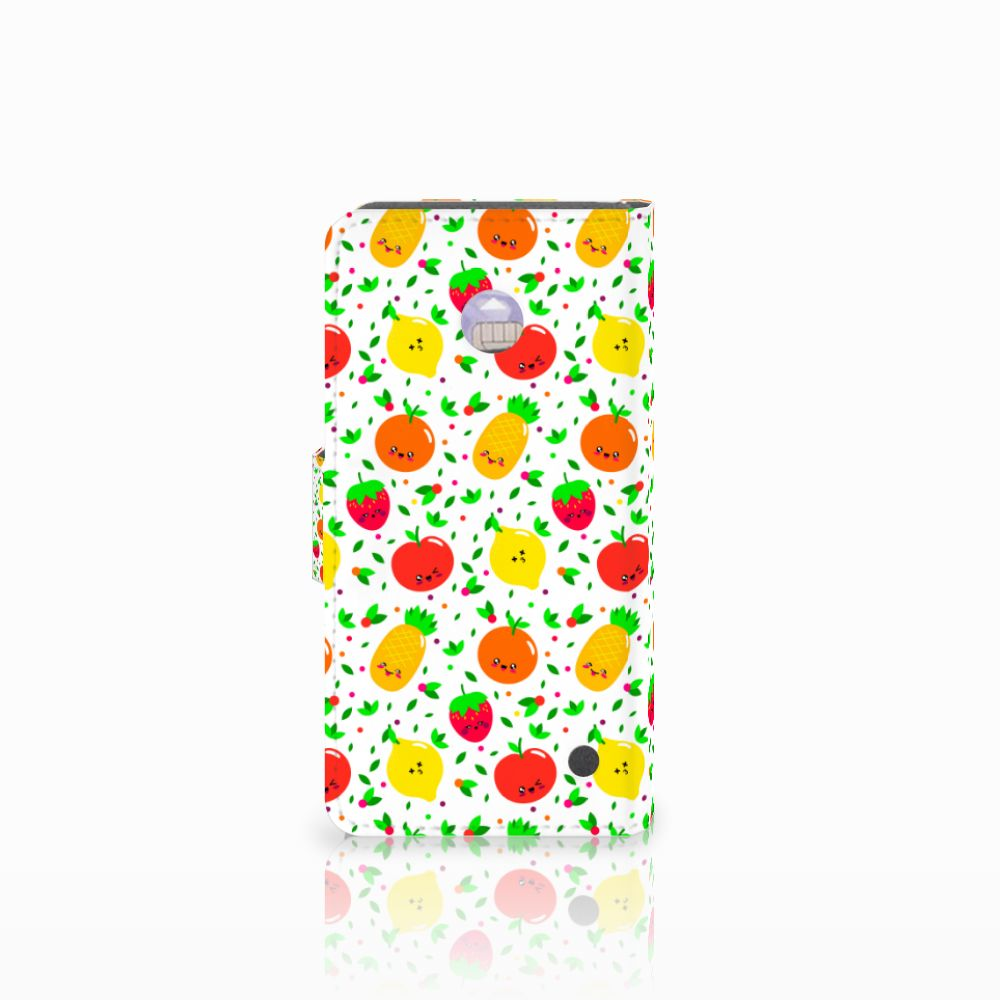 Nokia Lumia 630 Book Cover Fruits