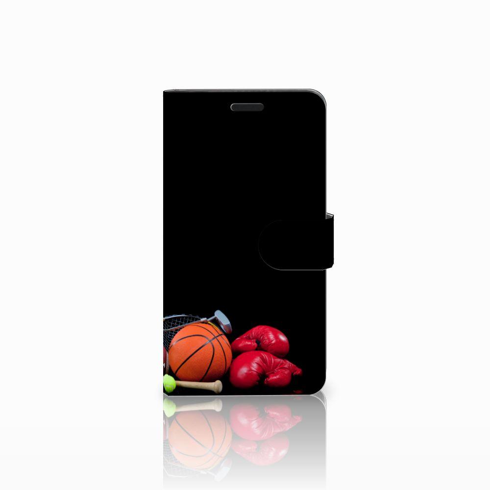 Sony Xperia T3 Boekhoesje Design Sports