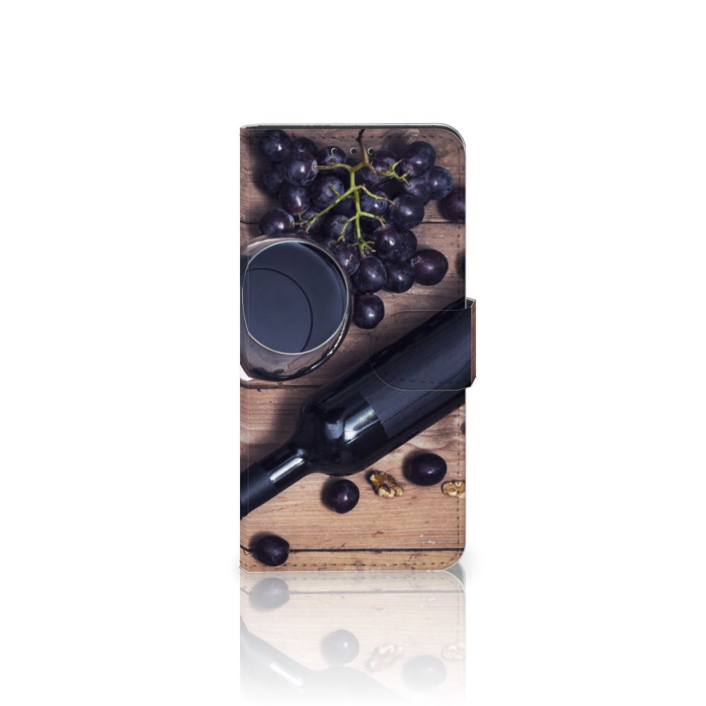 Samsung Galaxy J5 2017 Book Cover Wijn