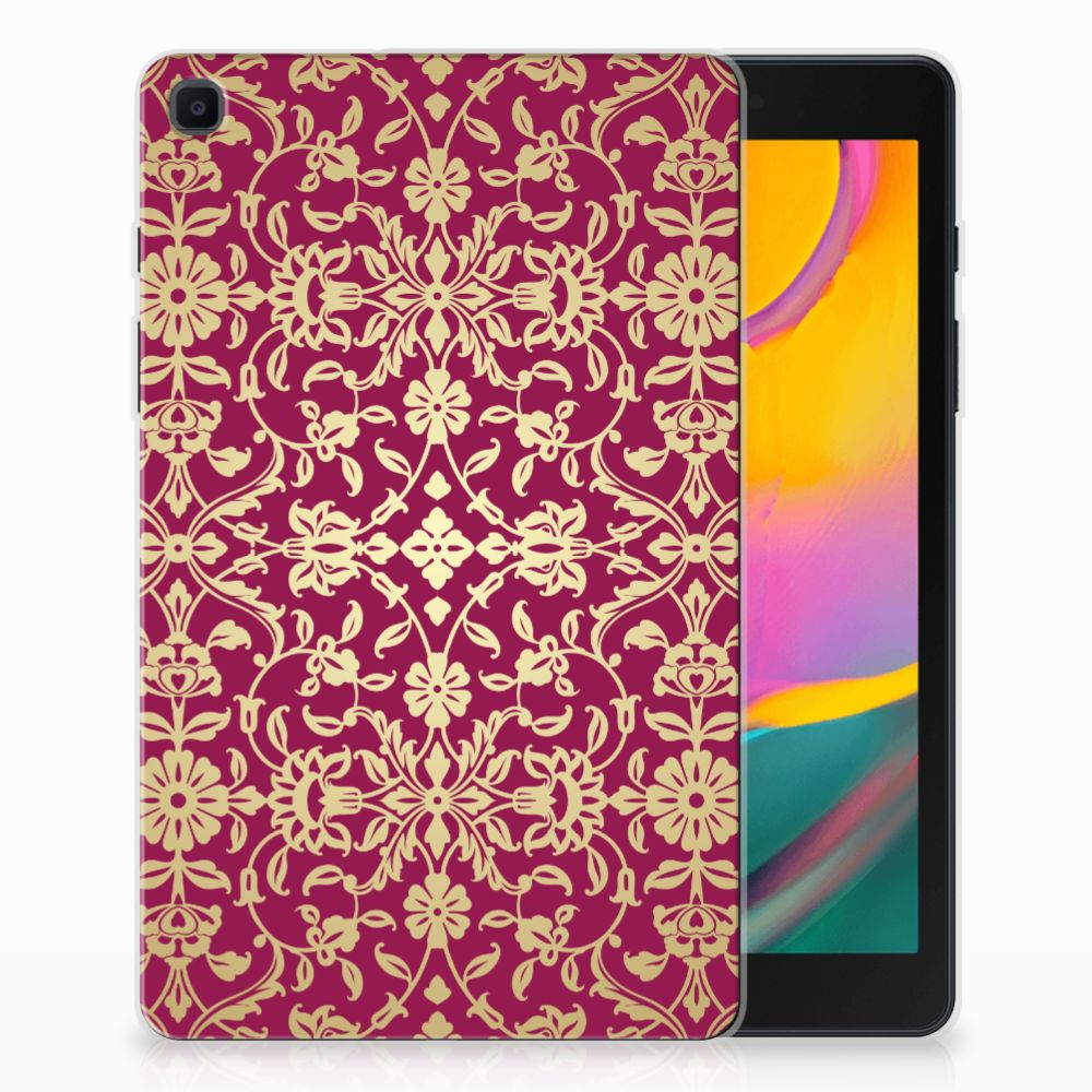 TPU Case Samsung Galaxy Tab A 8.0 (2019) Barok Pink
