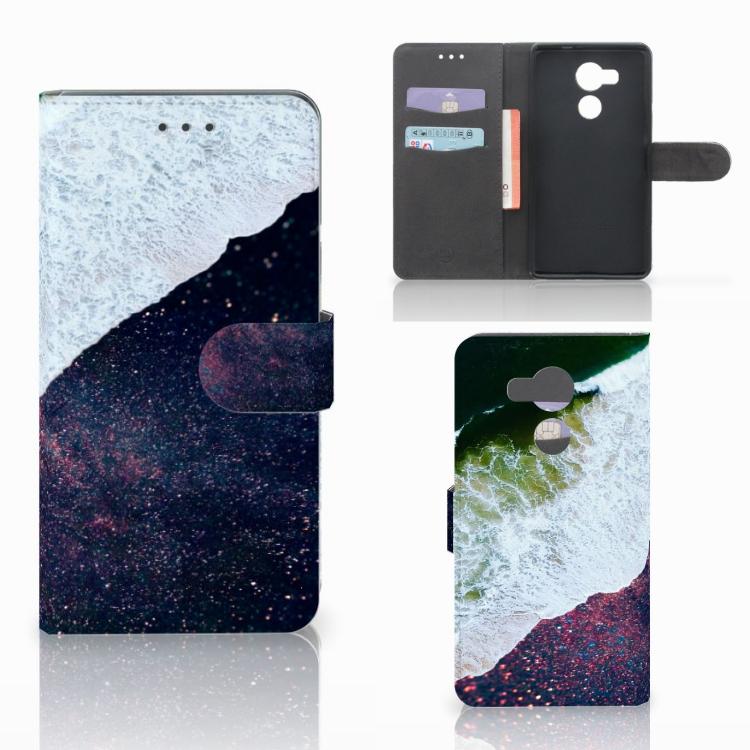 Huawei Mate 8 Bookcase Sea in Space