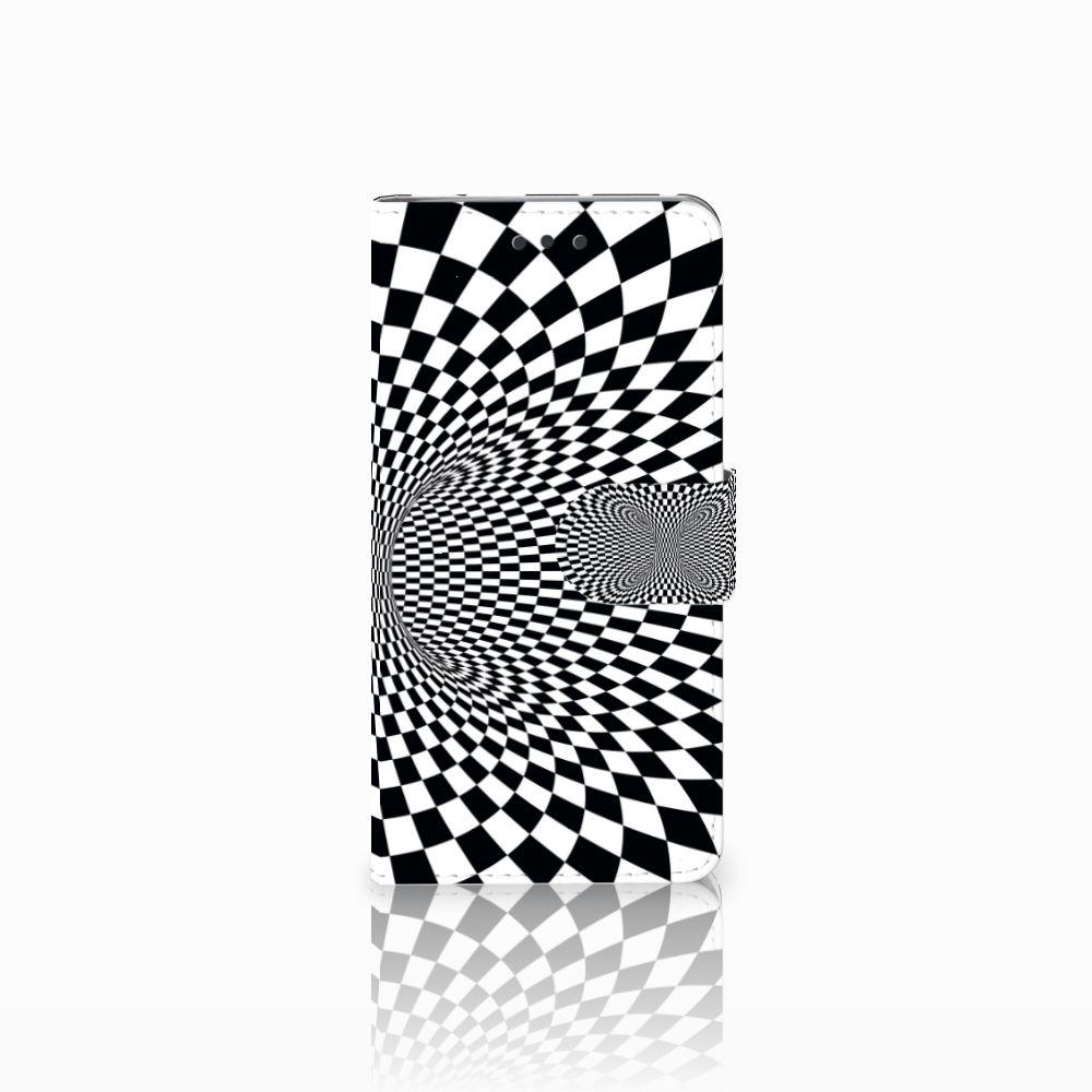 HTC U Play Bookcase Illusie
