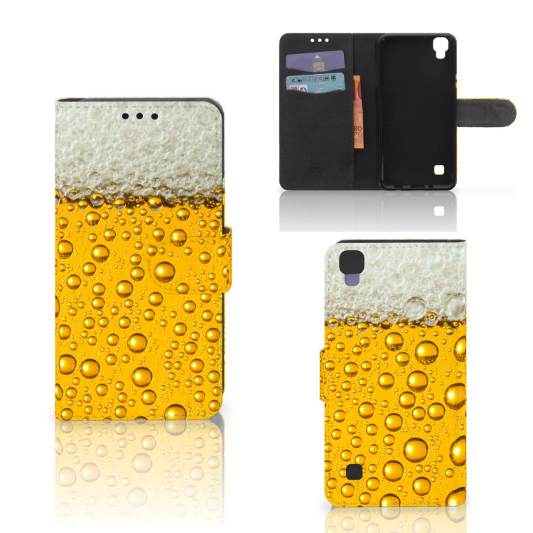 LG X Style Book Cover Bier