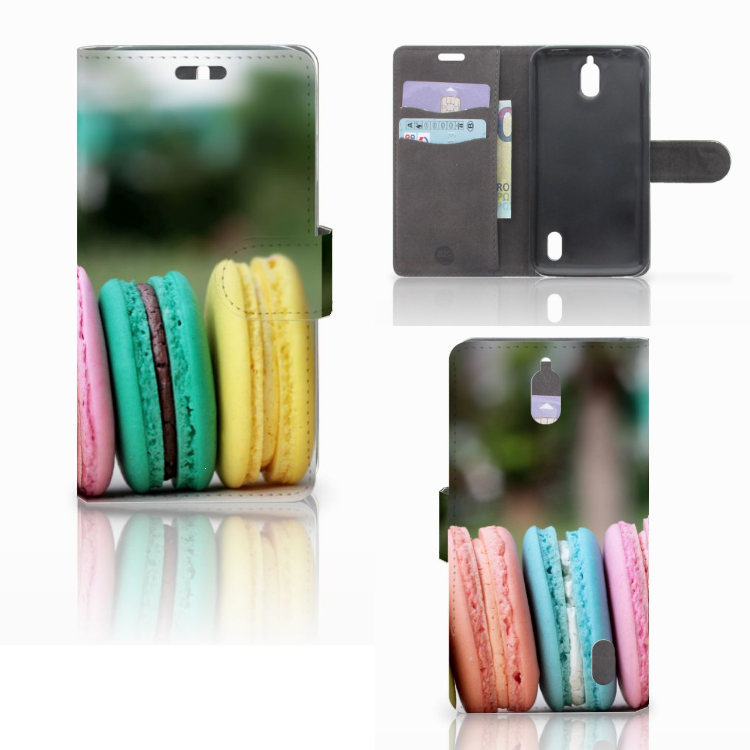 Huawei Y625 Book Cover Macarons