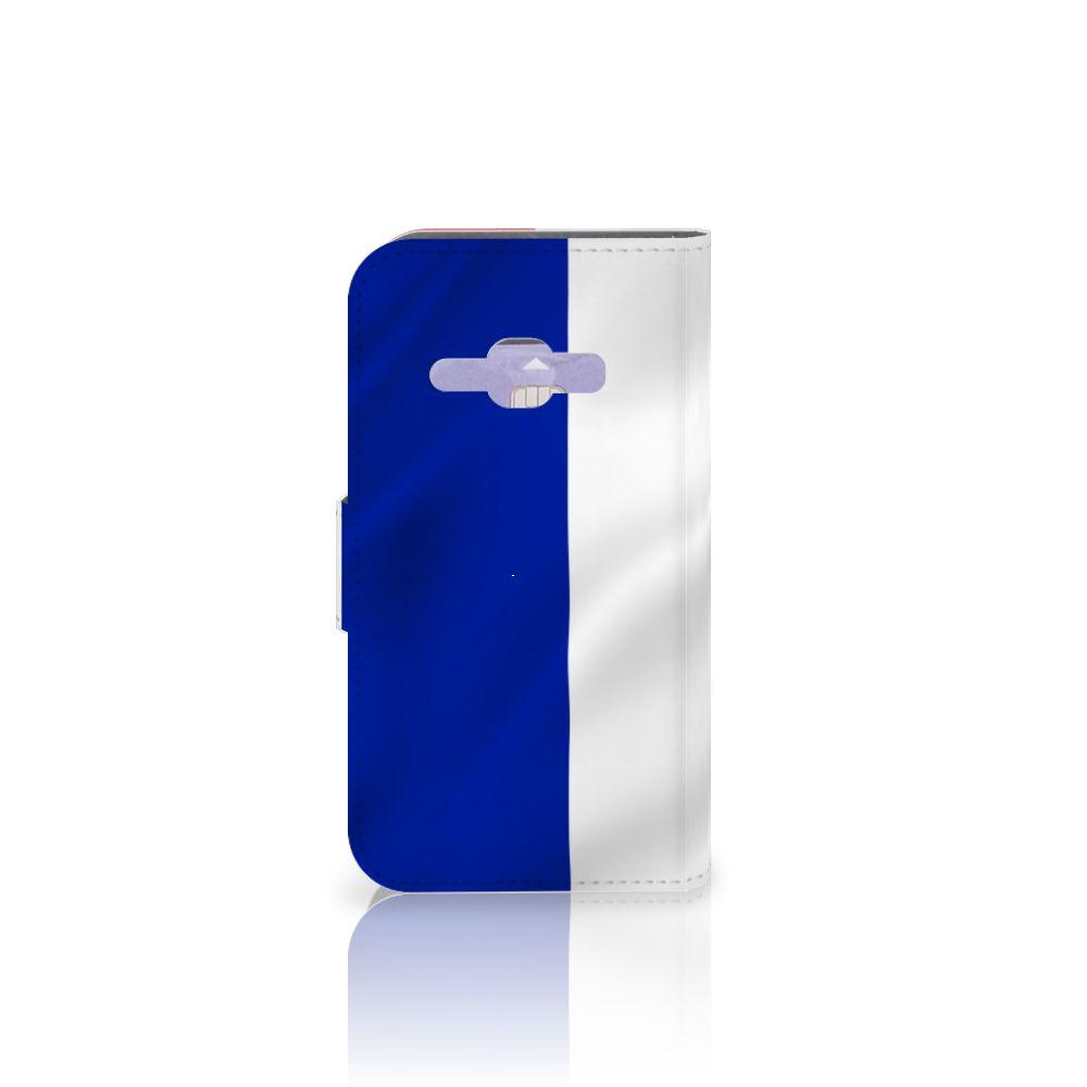 Samsung Galaxy J1 2016 Bookstyle Case Frankrijk