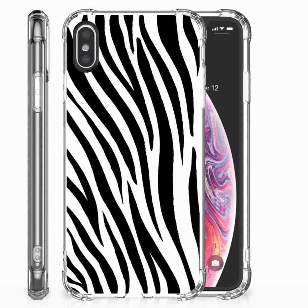 Apple iPhone X | Xs Case Anti-shock Zebra