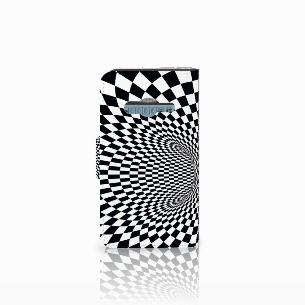 Samsung Galaxy Trend 2 Bookcase Illusie
