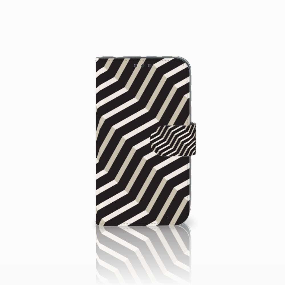 Samsung Galaxy Xcover 4 Boekhoesje Design Illusion