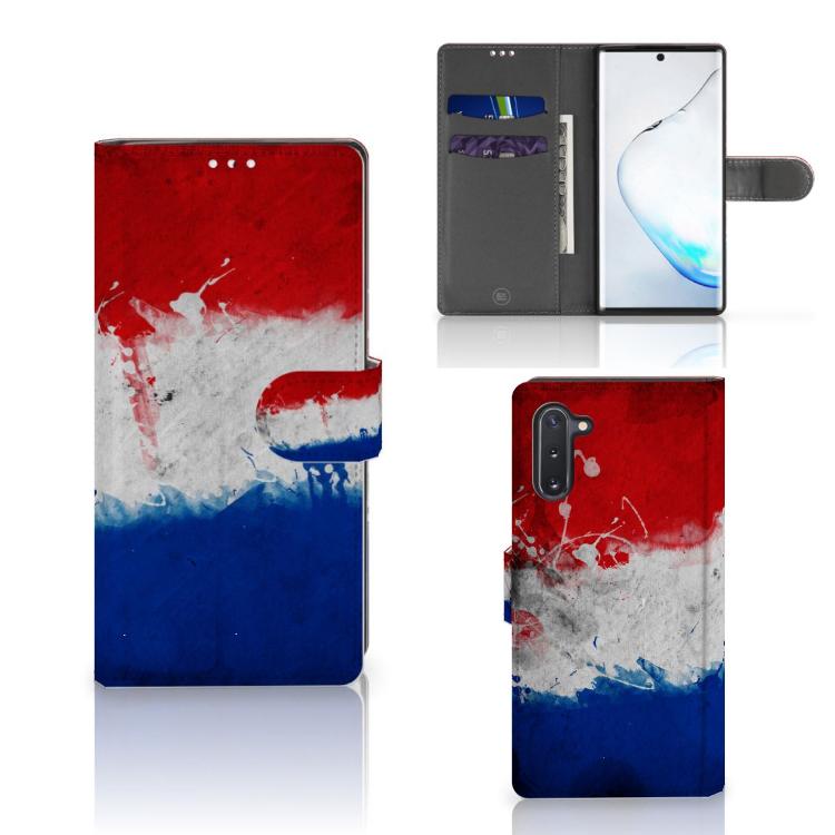 Samsung Galaxy Note 10 Bookstyle Case Nederland