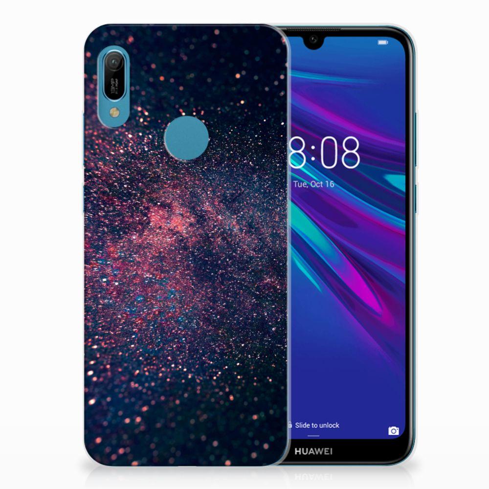 Huawei Y6 2019 | Y6 Pro 2019 TPU Hoesje Stars