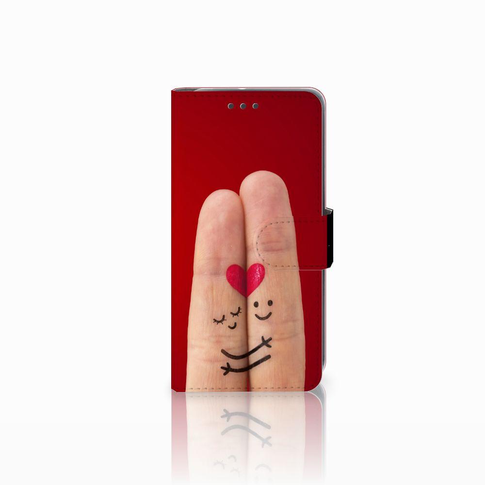 HTC U11 Life Uniek Boekhoesje Liefde