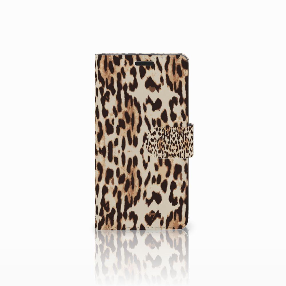LG G3 Uniek Boekhoesje Leopard