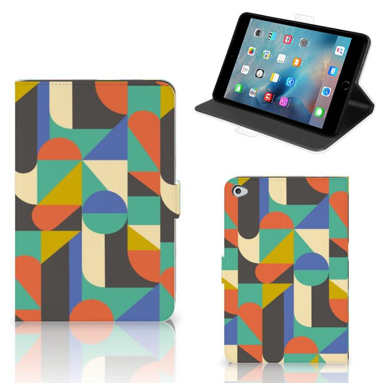 Apple iPad Mini 5 Tablet Hoes Funky Retro