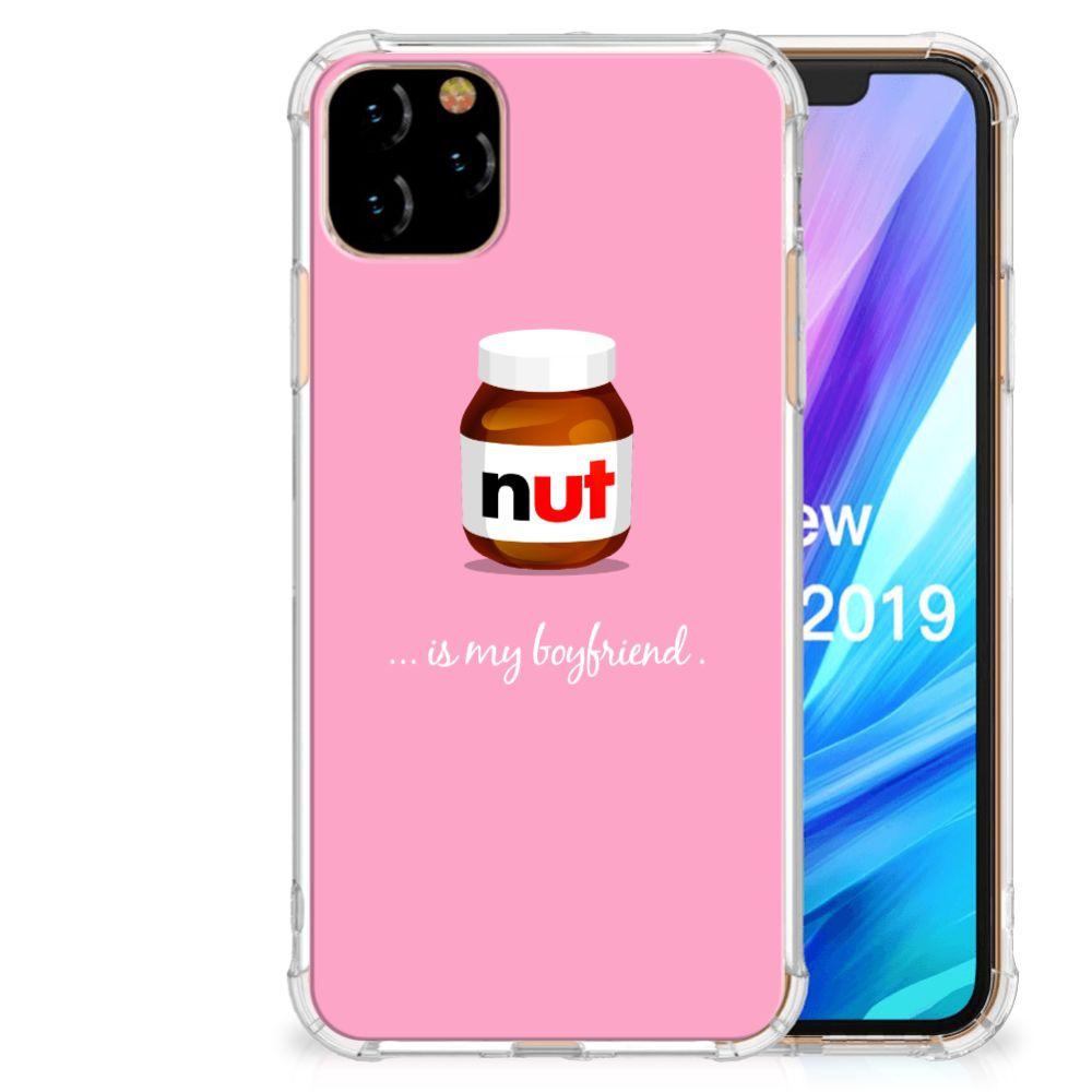 Apple iPhone 11 Pro Max Beschermhoes Nut Boyfriend