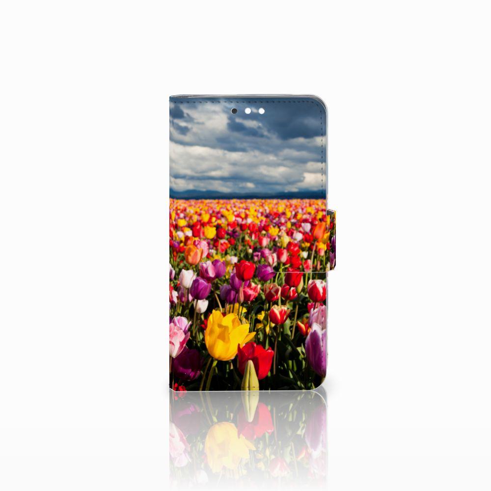 Nokia 8 Sirocco | Nokia 9 Uniek Boekhoesje Tulpen