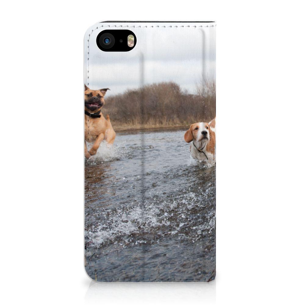iPhone SE|5S|5 Hoesje maken Honden Labrador