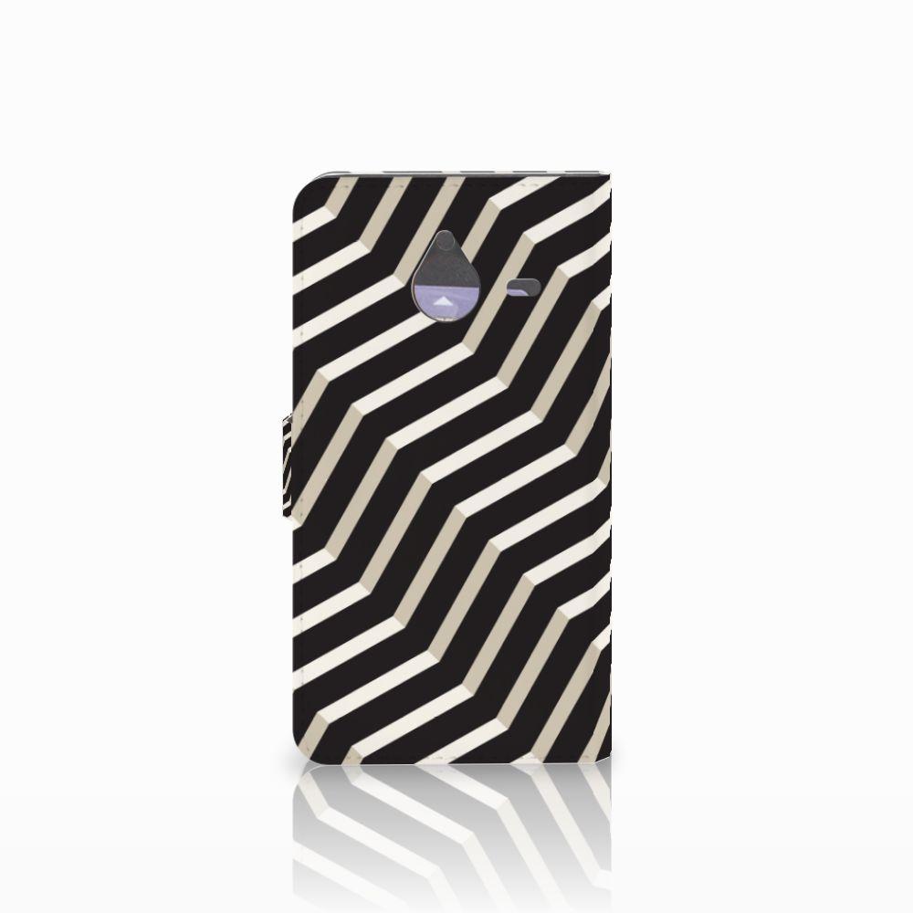Microsoft Lumia 640 XL Bookcase Illusion