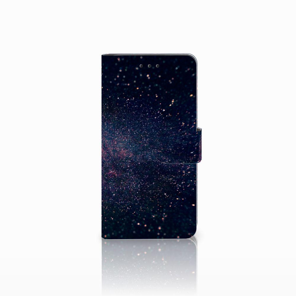 Huawei G8 Boekhoesje Design Stars