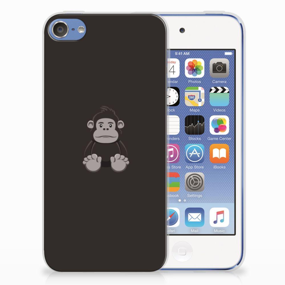 Apple iPod Touch 5 | 6 Telefoonhoesje met Naam Gorilla