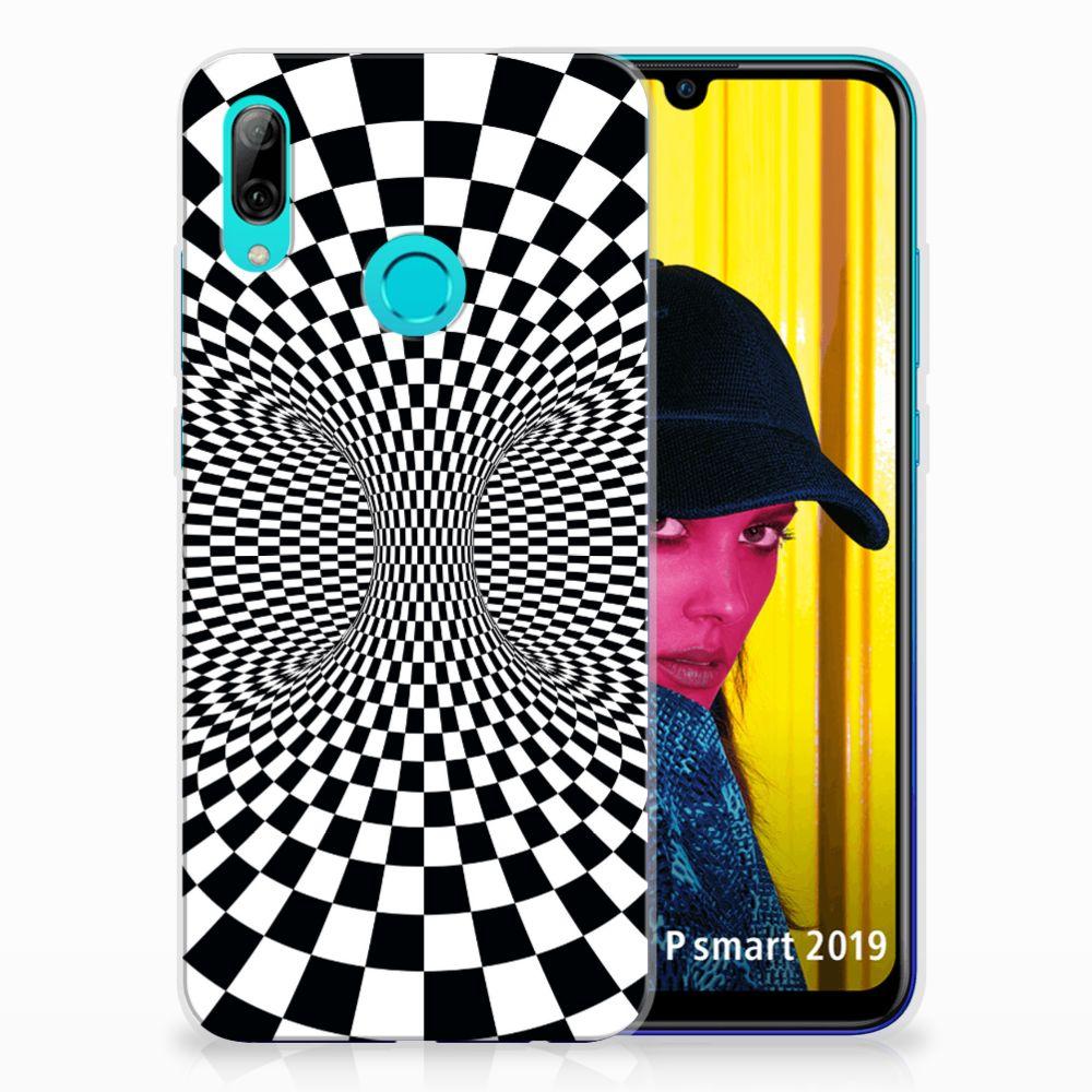 Huawei P Smart 2019 TPU Hoesje Illusie