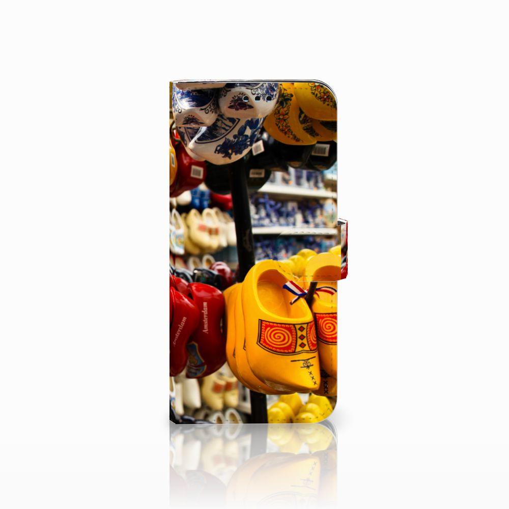 Samsung Galaxy S9 Plus Boekhoesje Design Klompen