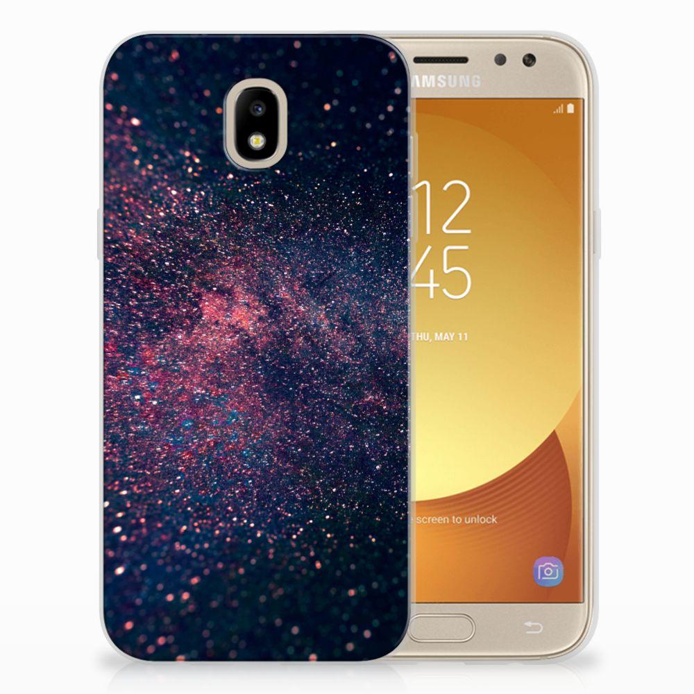 Samsung Galaxy J5 2017 TPU Hoesje Stars