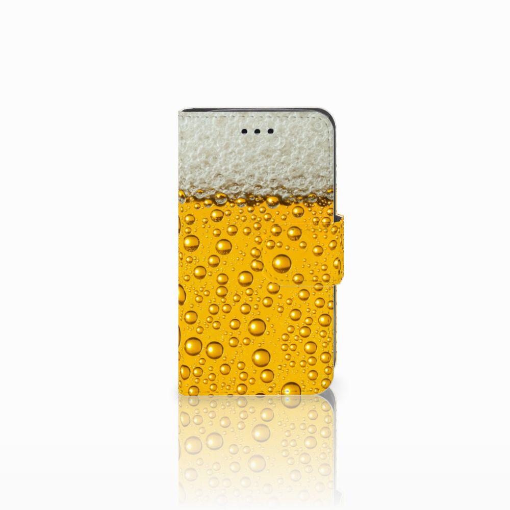 Samsung Galaxy Trend 2 Uniek Boekhoesje Bier