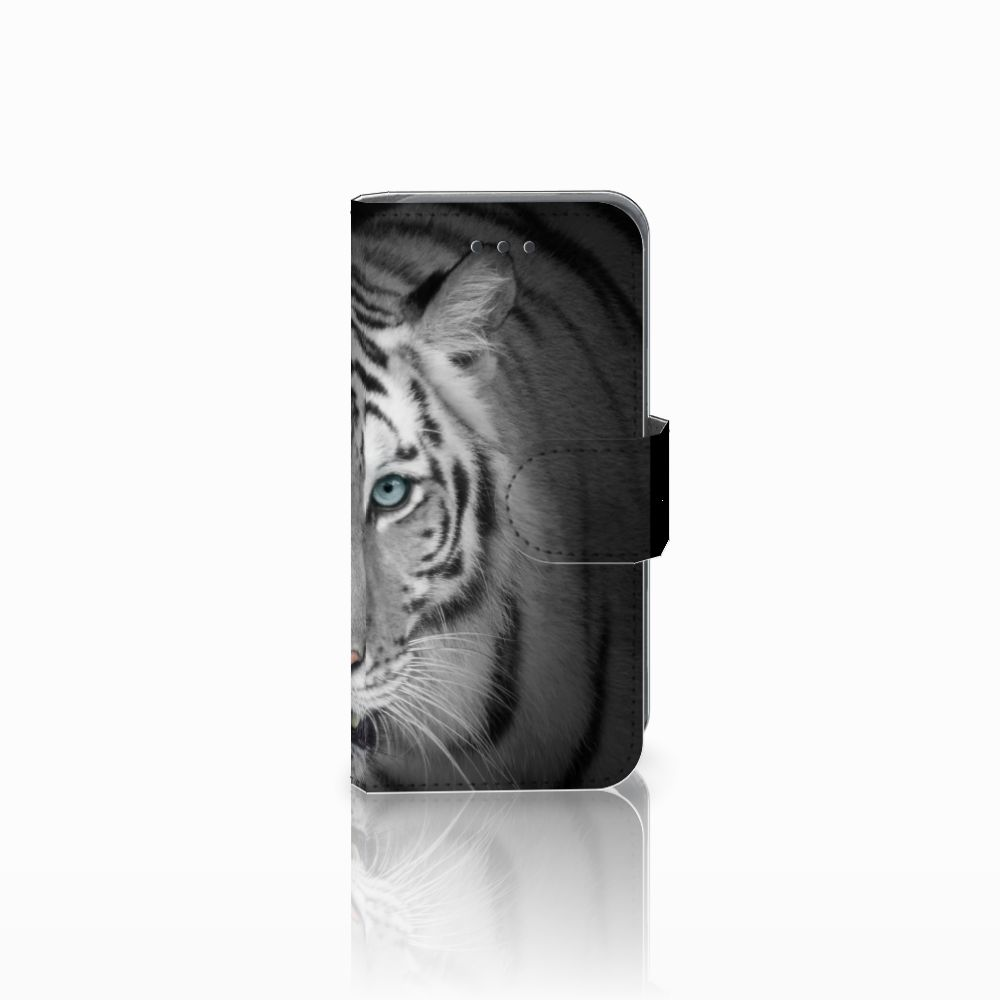 Apple iPod Touch 5 | 6 Uniek Boekhoesje Tijger