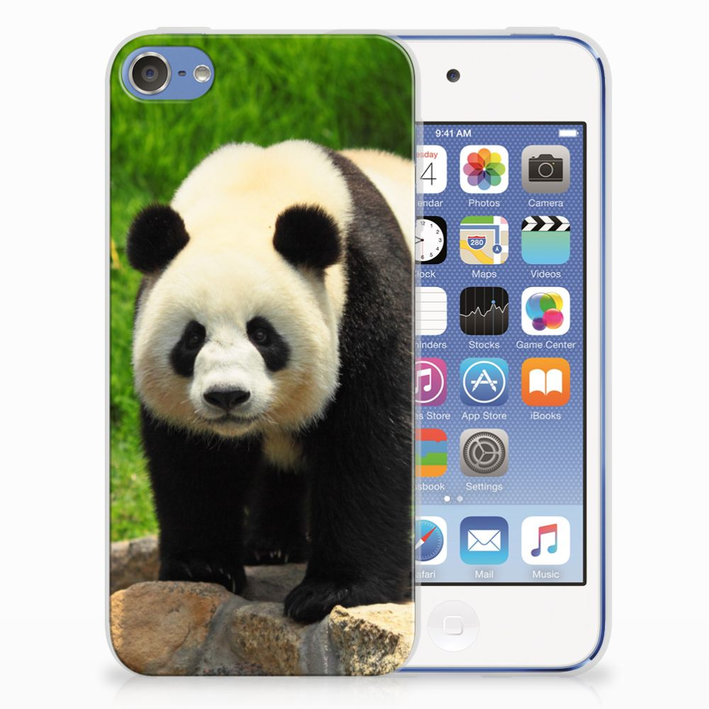 Apple iPod Touch 5 | 6 TPU Hoesje Panda