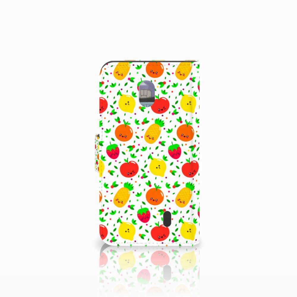 Nokia 1 Book Cover Fruits