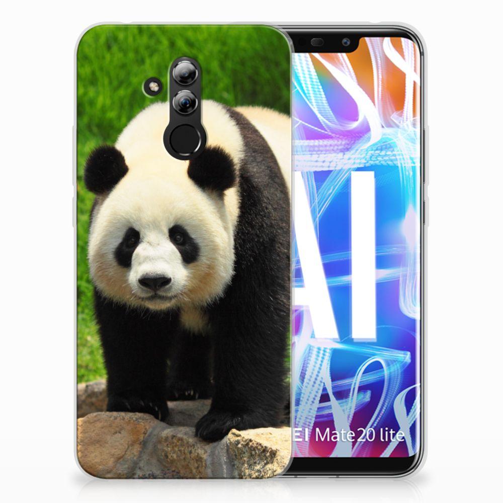 Huawei Mate 20 Lite TPU Hoesje Design Panda