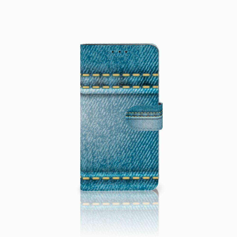 Huawei Honor 6X Boekhoesje Design Jeans
