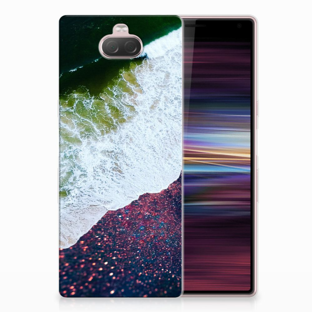 Sony Xperia 10 TPU Hoesje Sea in Space