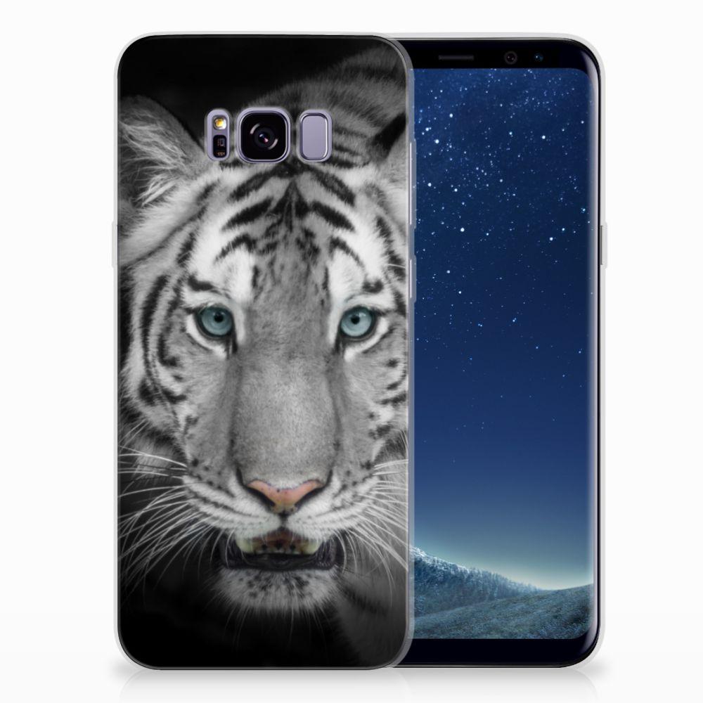 Samsung Galaxy S8 Plus Uniek TPU Hoesje Tijger