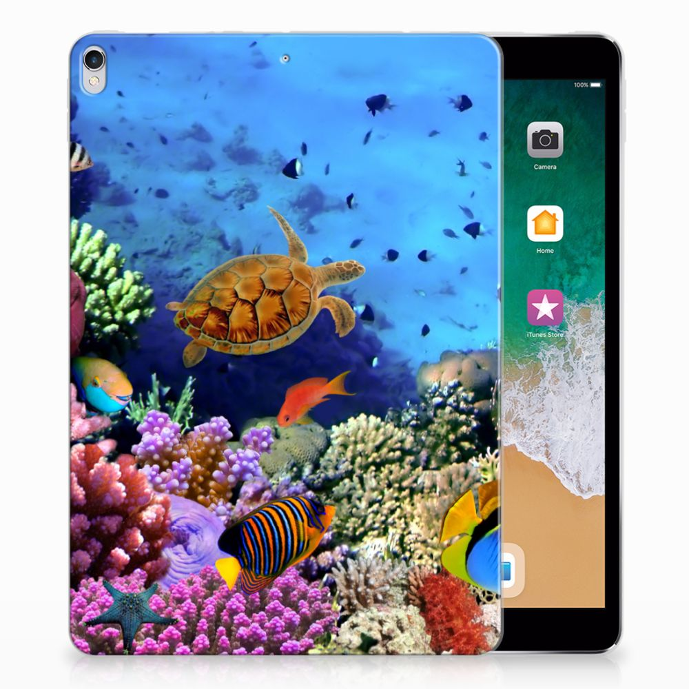 Apple iPad Pro 10.5 Tablethoesje Design Vissen