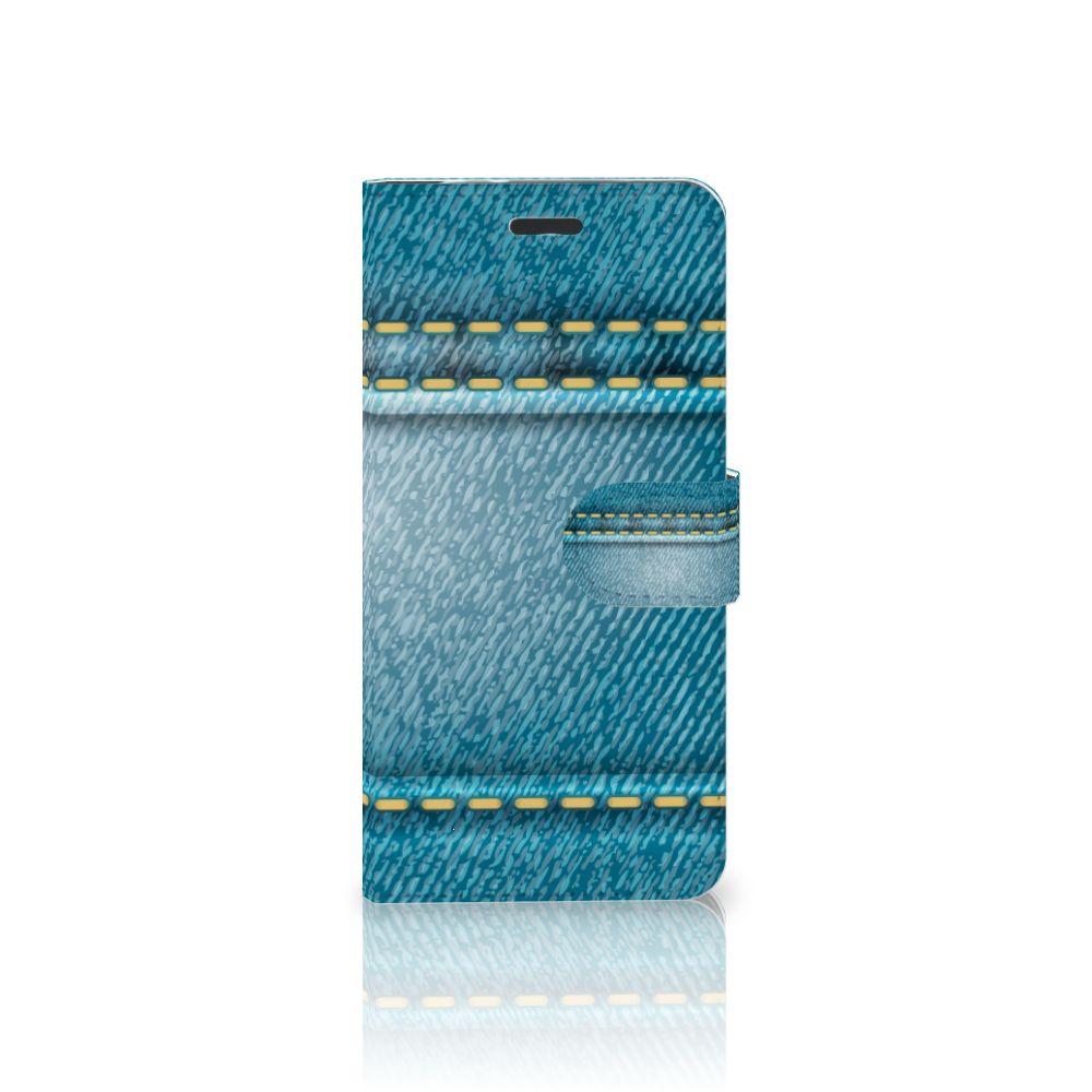 Motorola Moto Z Boekhoesje Design Jeans