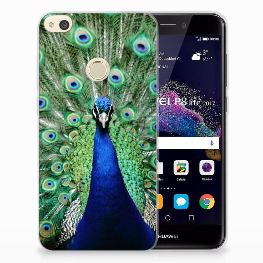 Huawei P8 Lite 2017 TPU Hoesje Design Pauw