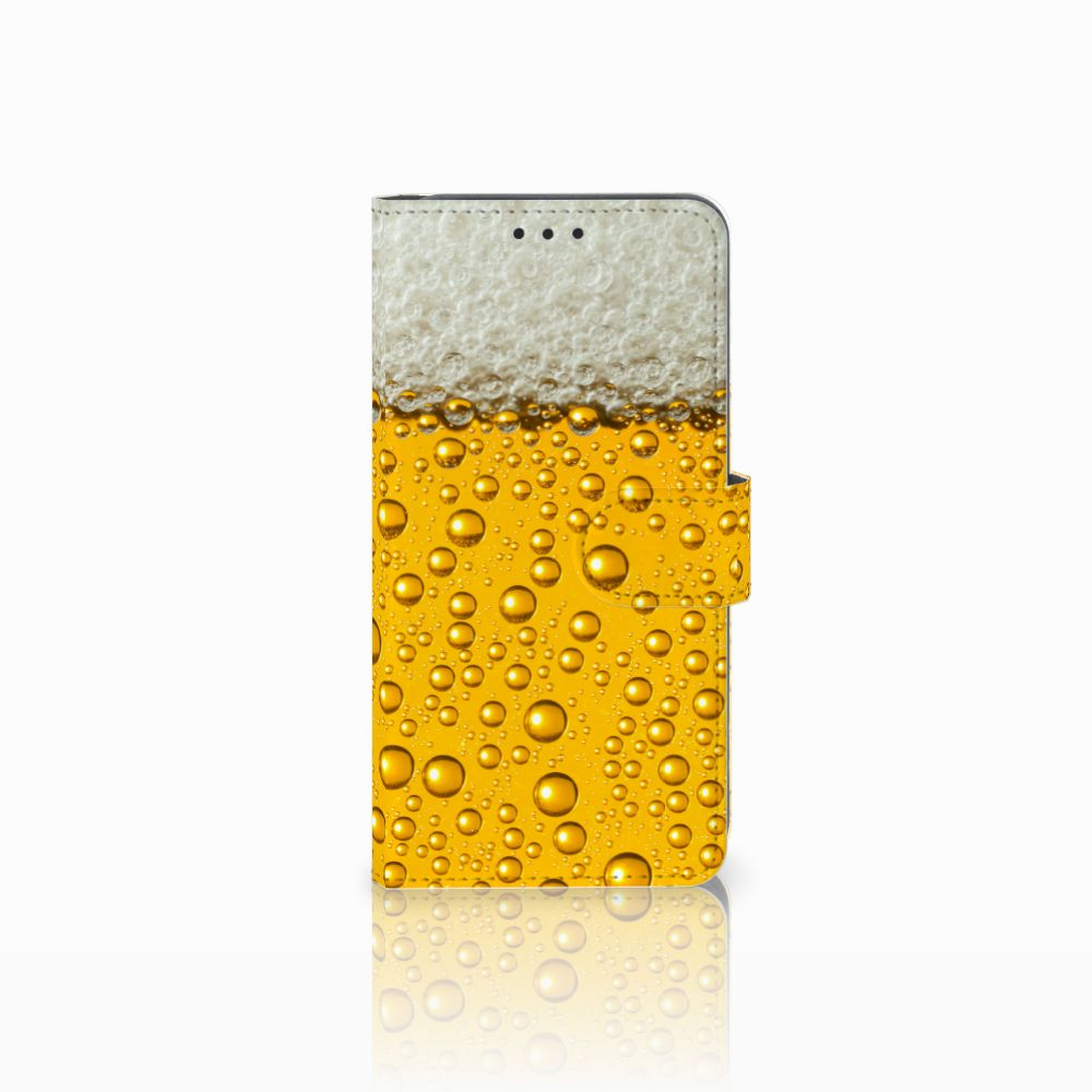 Samsung Galaxy A8 2018 Uniek Boekhoesje Bier