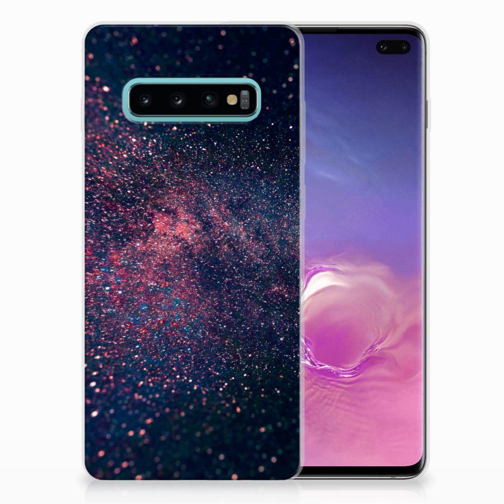 Samsung Galaxy S10 Plus TPU Hoesje Stars