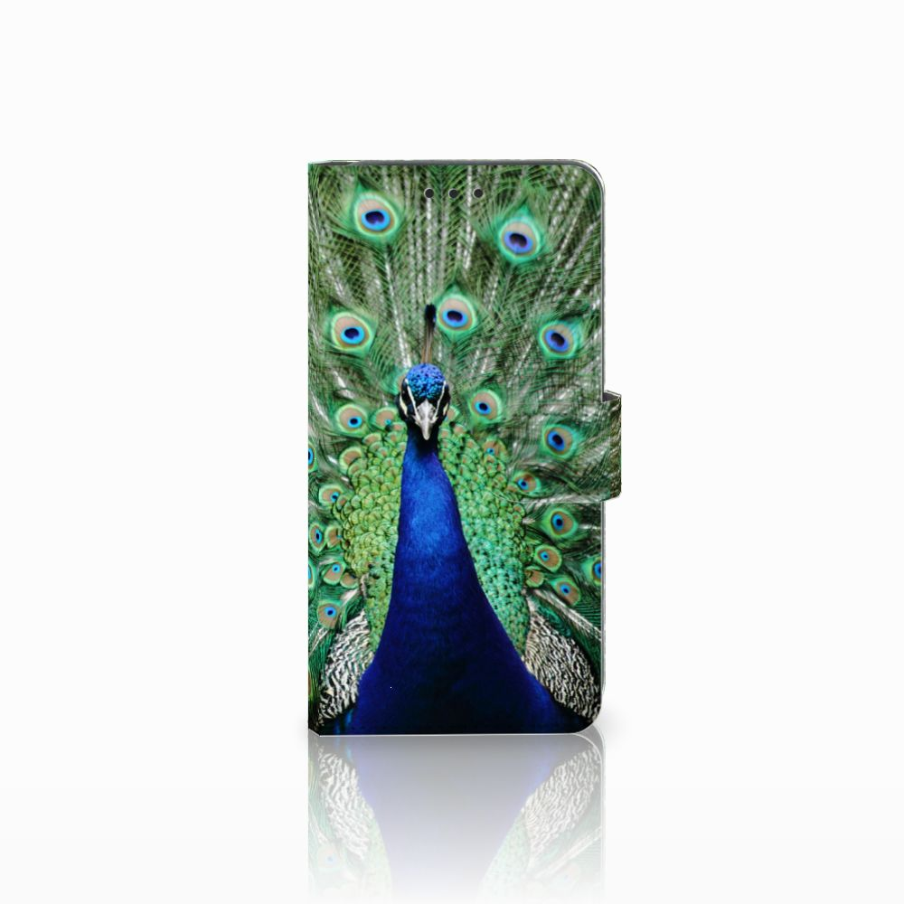 Samsung Galaxy A8 2018 Boekhoesje Design Pauw