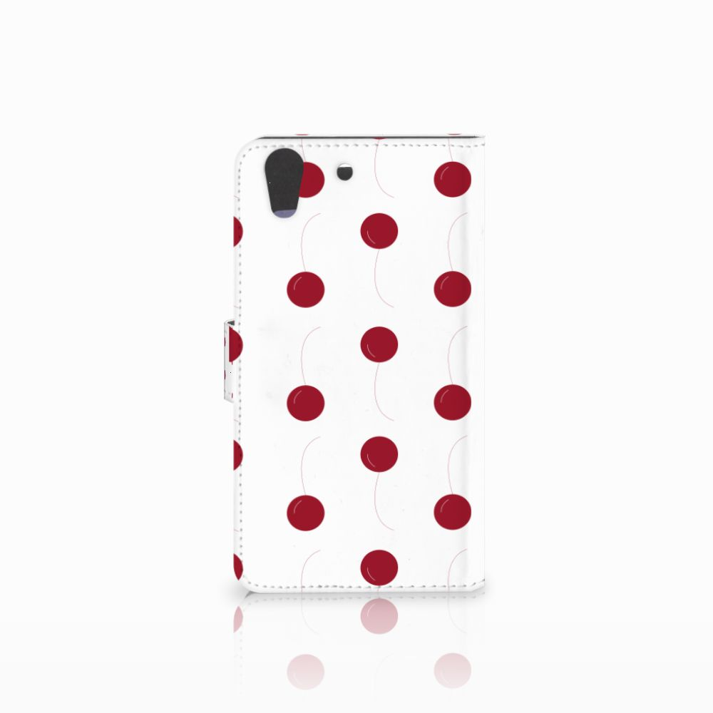 Huawei Y6 II | Honor 5A Book Cover Cherries