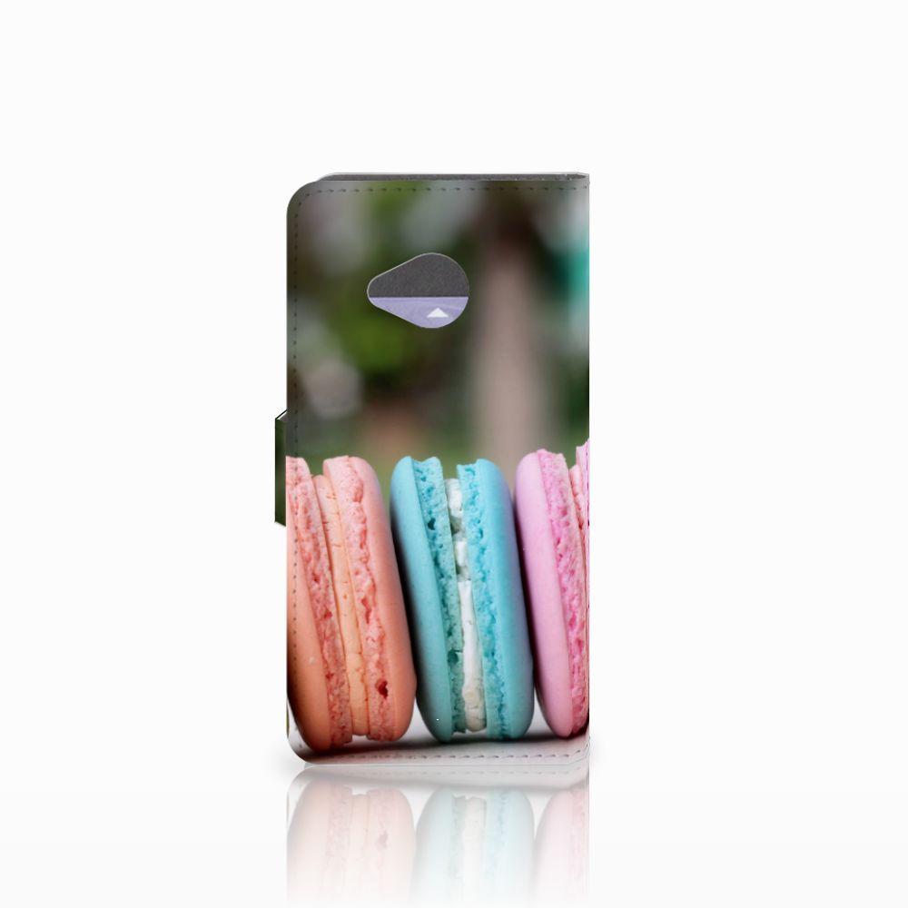 HTC U11 Life Book Cover Macarons