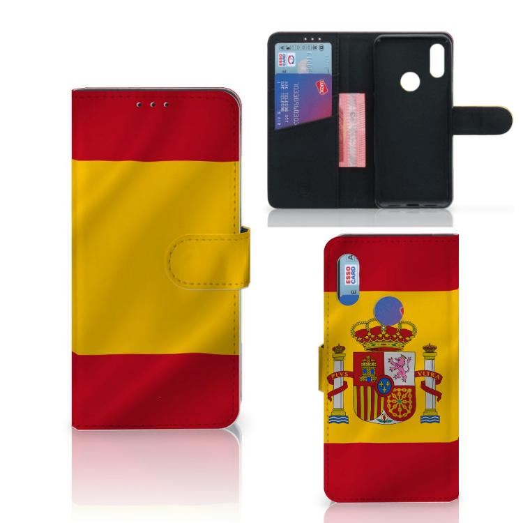 Xiaomi Redmi 7 Bookstyle Case Spanje