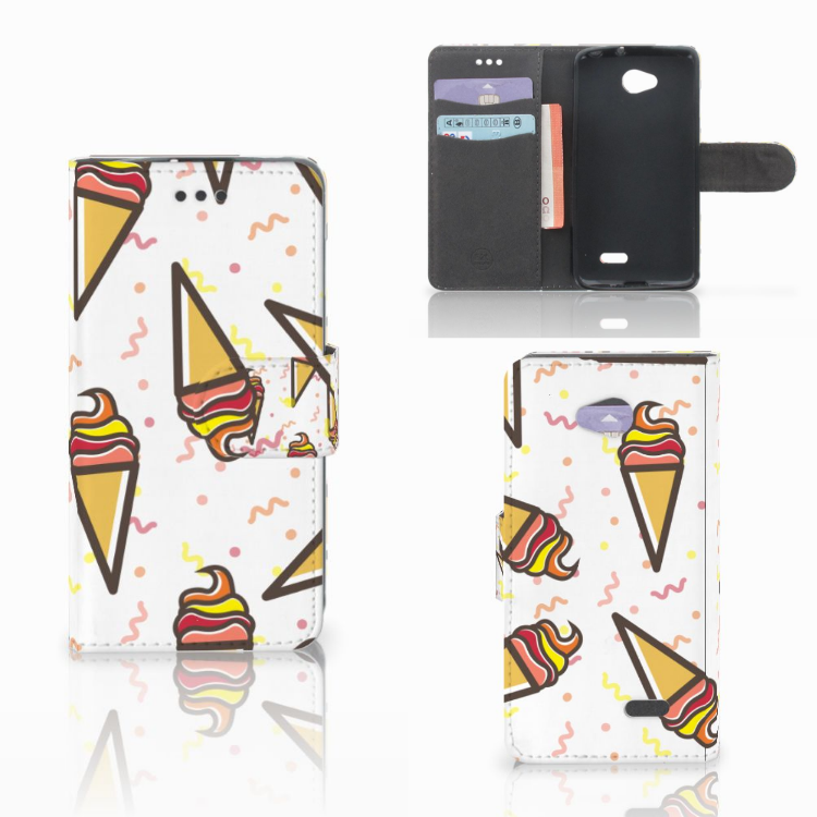 LG L70 Book Cover Icecream