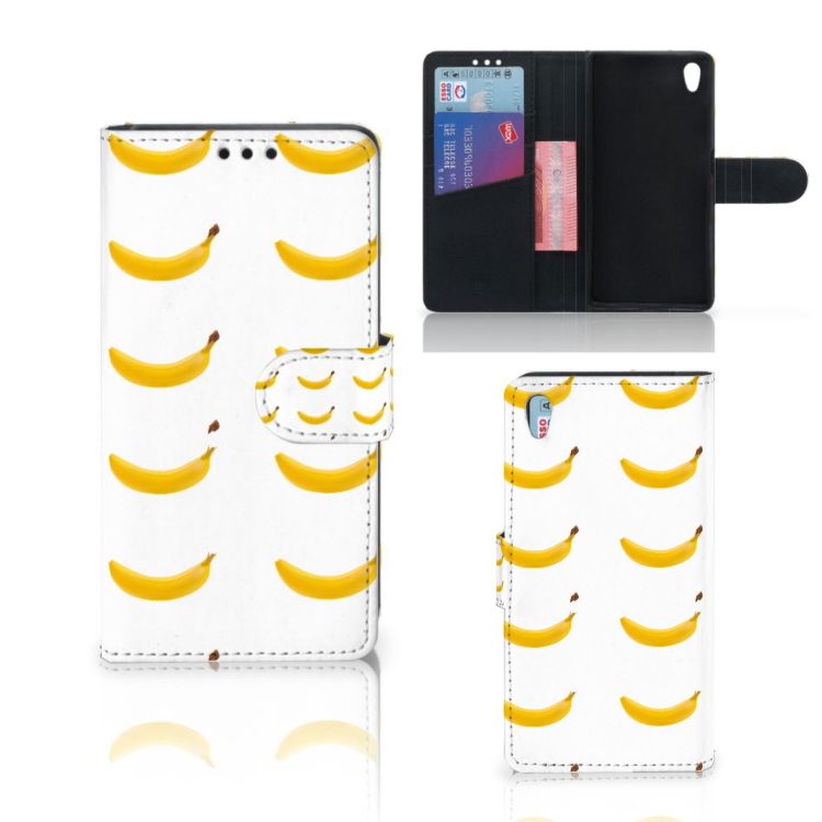 Sony Xperia Z5 | Z5 Dual Book Cover Banana