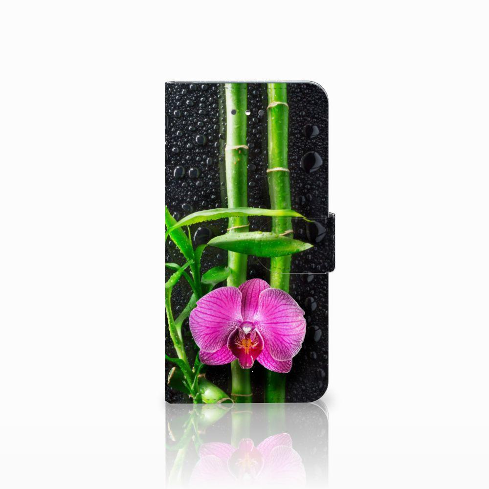 LG Nexus 5X Boekhoesje Design Orchidee