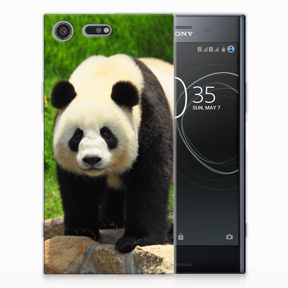 Sony Xperia XZ Premium TPU Hoesje Panda