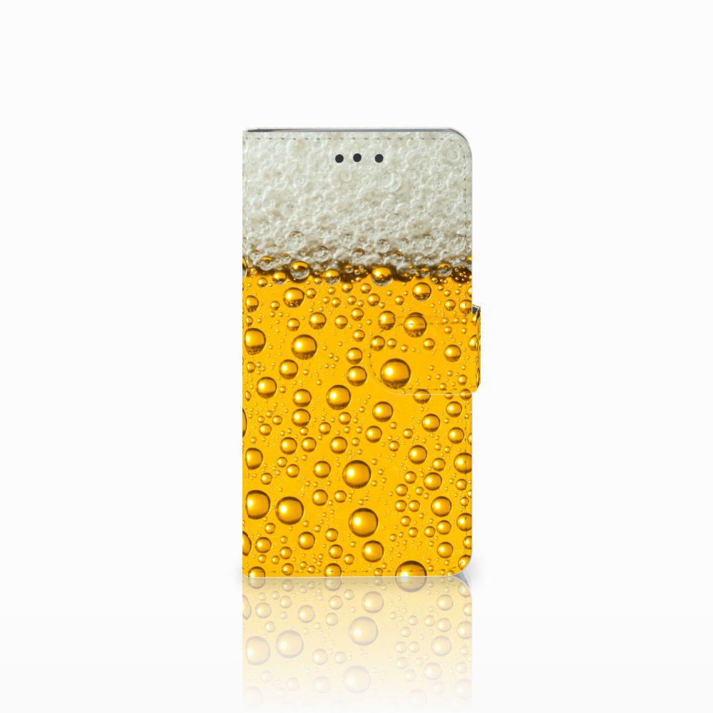 HTC U Play Uniek Boekhoesje Bier