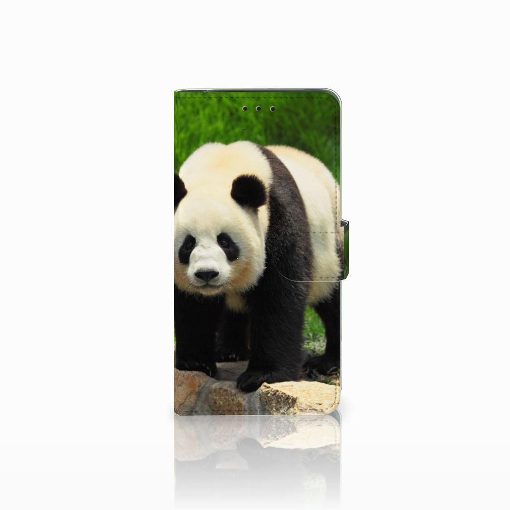 Samsung Galaxy J6 Plus (2018) Boekhoesje Design Panda