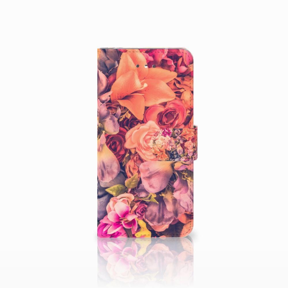 LG Nexus 5X Boekhoesje Design Bosje Bloemen